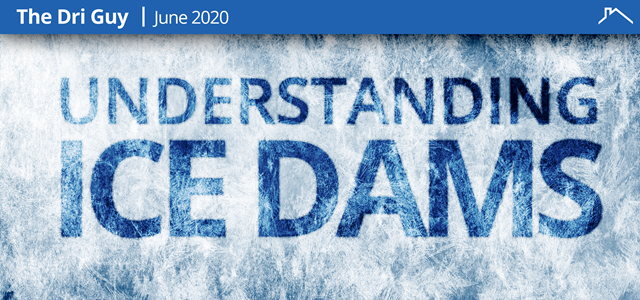 Understanding Ice Dams | #TheDriGuy