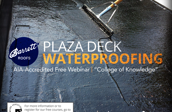 AIA Cleveland | College of Knowledge: Plaza Deck Waterproofing