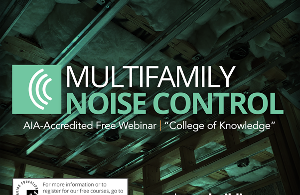Multifamily Noise Control