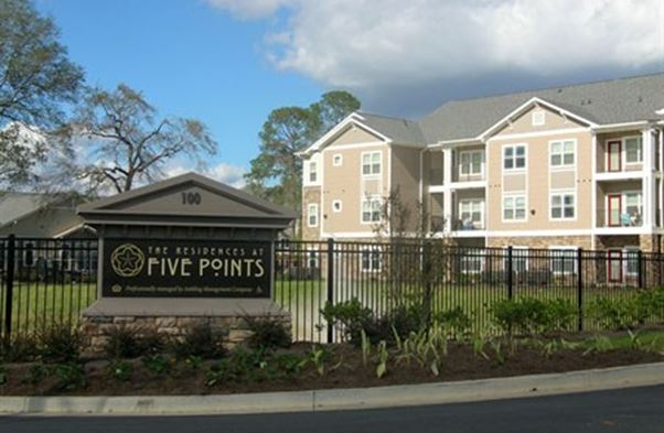 The Residences at Five Points